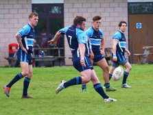 Gladiators bow out of NWML Shield