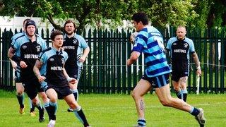 First team versus Rylands Sharks (2014)