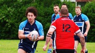 First team versus Cadishead Rhinos (2014)