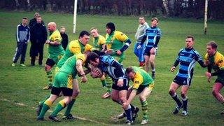 Runcorn 0 Chester Gladiators 42