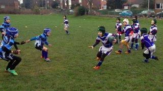 Bury Broncos v Chester Gladiators