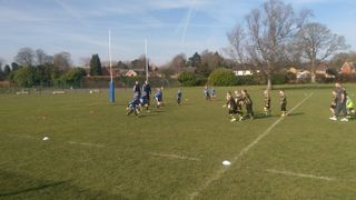Chester Gladiators v Portico Panthers