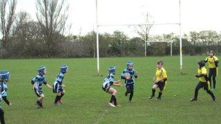 Culcheth Eagles v Chester Gladiators