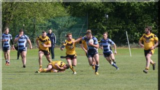 Chester Gladiators 32 Widnes West Bank Bears A 20