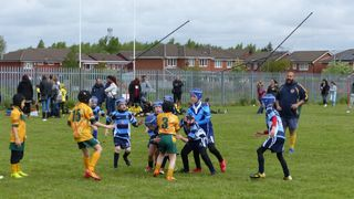 Chester Gladiators v Golborne Parkside and Culcheth Eagles