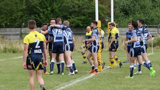 Chester Gladiators 70 Orrell St James A 12