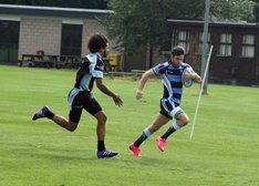 Gladiators rout Rylands to keep up title chase