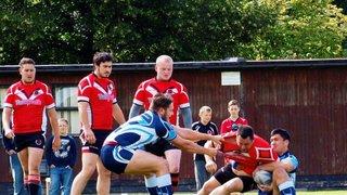 Chester Gladiators 44 Cadishead Rhinos 16