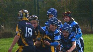 Westhoughton Lions v Chester Gladiators U8s