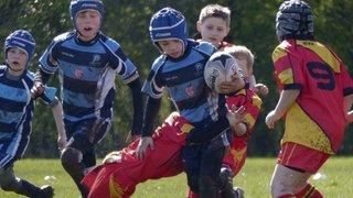 Atherton Dragons v Chester Gladiators U9s