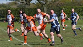 Chester Gladiators 6 Widnes Tigers 60