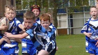 Chester Gladiators U8s v Widnes Moorfield