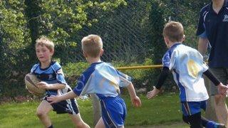 Chester Gladiators U7s v Orrell St James