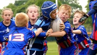 Chester Gladiators U9s v Wigan Bulldogs