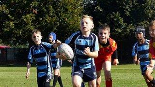 Chester Gladiators U9s v Atherton Dragons
