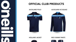 Get kitted out in the new Gladiators club shop
