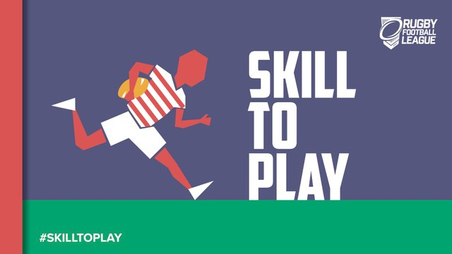 #SkillToPlay Week Three
