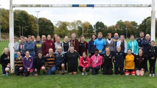 Durham City Ladies Pitch up and play event