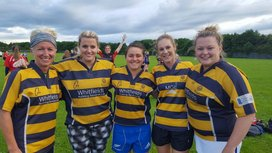 Durham City Ladies Touch Rugby