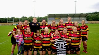 Flames at County Cup