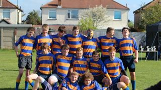 G&F U15's at Bognor Tournament 2014