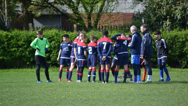 U14's v Morley 28.4.19
