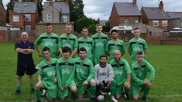 Castell Alun Colts Reserves