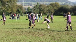 Exmouth under 12's lose out to Sidmouth