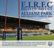 Club to Take Over Allianz Park for a Day!