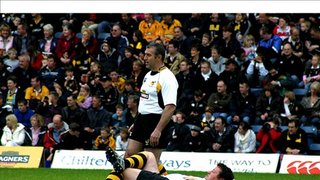 Lawrence Dallaglio Generation Games  [1/2] : Wasps Legends v Select XV - AP 25th May 08