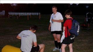 Pre-season Training/BBQ August 2009 - training