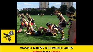 Wasps Ladies I v Richmond Ladies I - 6thSEPT15 [3]
