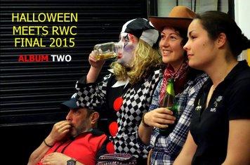 Halloween/RWC Final - 2