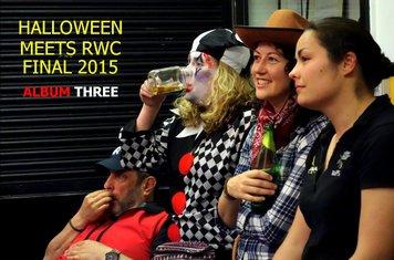 Halloween/meets RWC - 3