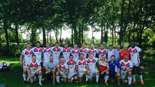 BARLA Bulldogs Over 35's Amsterdam 2014