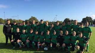 U14s welcome North Bristol
