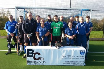 Men's 3rd team - Brearley and Co Accountants