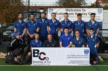 Men's 1st team - Brearley and Co Accountants