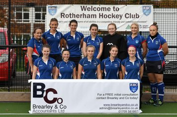 Ladies 1st team - Brearley and Co Accountants
