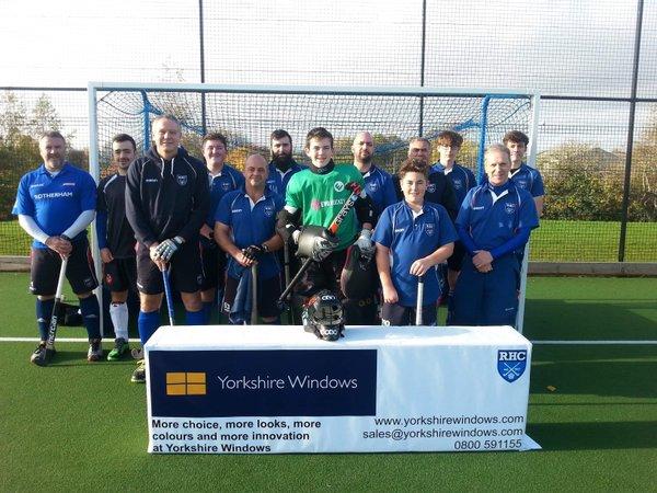 Men's 3rd team - Yorkshire Windows