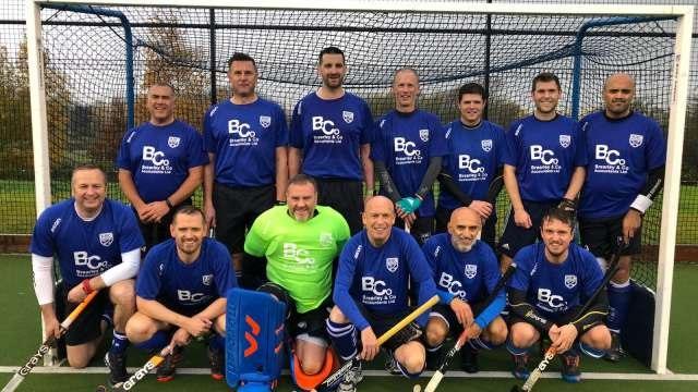 Men's Masters Team