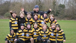 Awesome performance from the U9's
