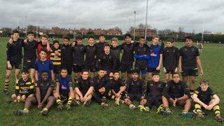 Wasps U15's vs London Irish