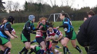 Southampton Ladies (0) v Guernsey Ladies (32) 21/01/12