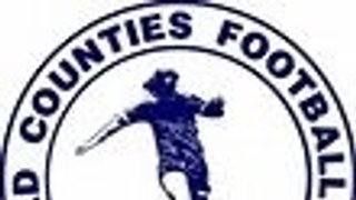 Combined Counties League - CUP DRAWS 2019/2020
