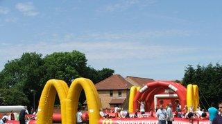 McDonalds Football Festival
