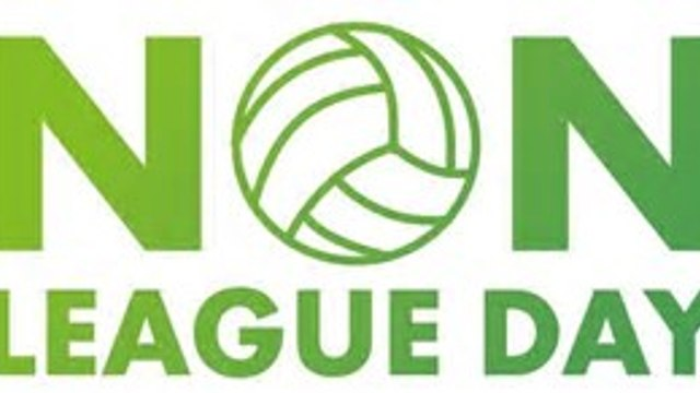 NON-LEAGUE DAY: AMPS AT HOME ON SATURDAY 12th OCTOBER - WODSON PARK