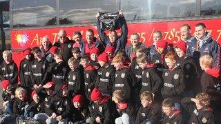 Under 9's Kendal Tour 2014