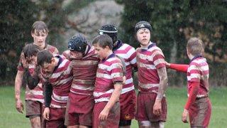 Wirral U14's vs. Stockport - Cheshire Cup Semi