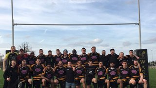 Wasps FC Men's 2nd XV in Middlesex Merit Table Final